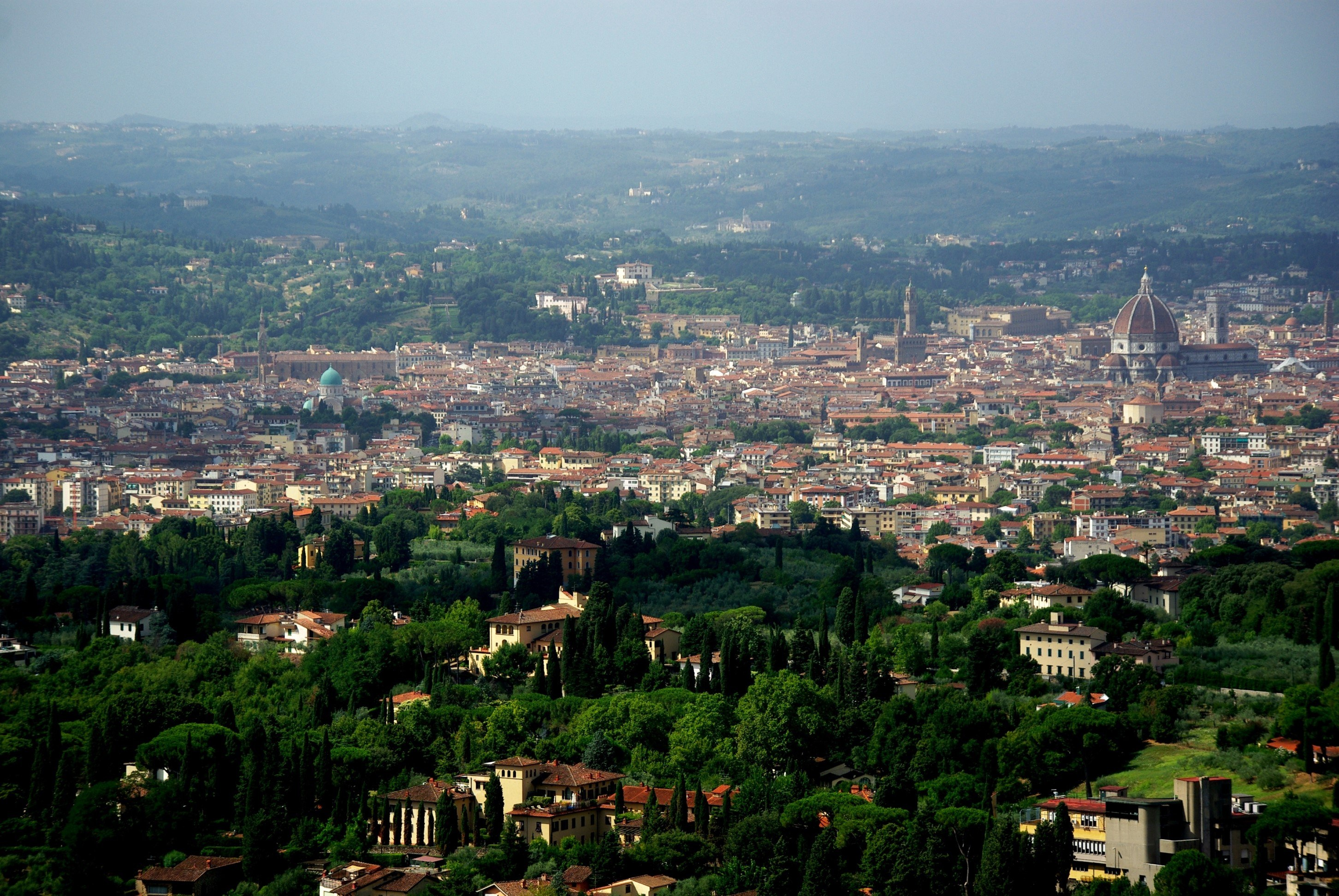 Afb 1 Florence vue depuis Fiesole Olevy for Wikimedia Commons
