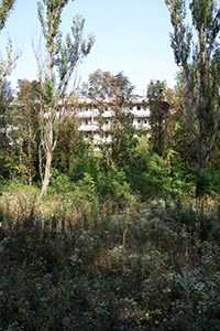Impressions from Pripyat