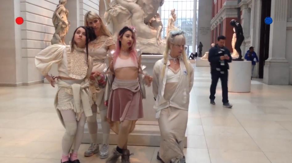 Dancing in the Museum 3