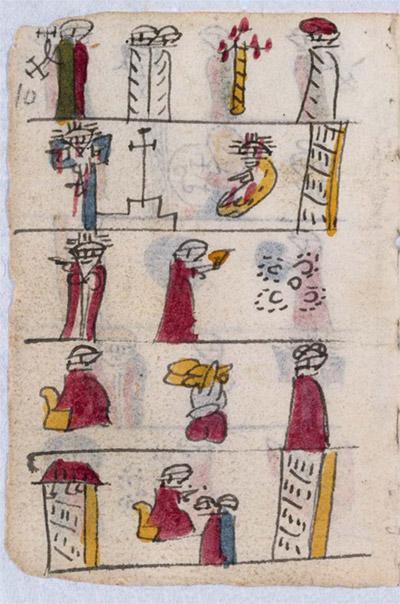 Gante's catechism (1520), 5v.
