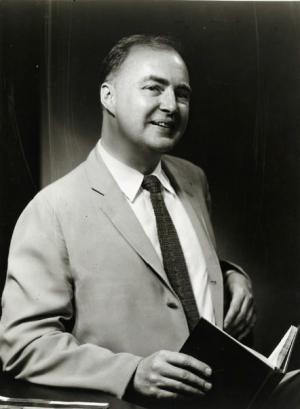 James Purdy circa 1961. ©Fabian Bachrach, no date
