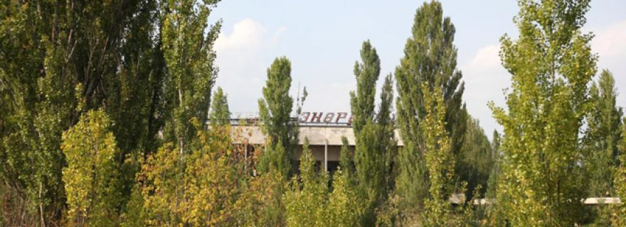 Touring the Chernobyl Exclusion Zone