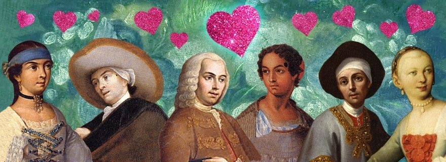 #ArchiveEmotion: my eighteenth century telenovela