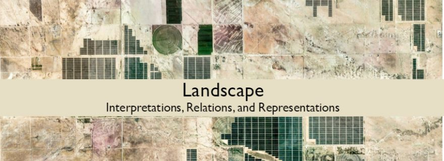 Landscape: The LUCAS Graduate Conference