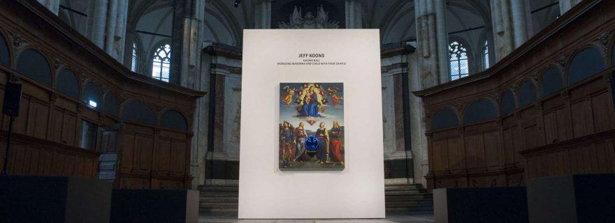 Jeff Koons' Broken Artwork and Tactile Desire