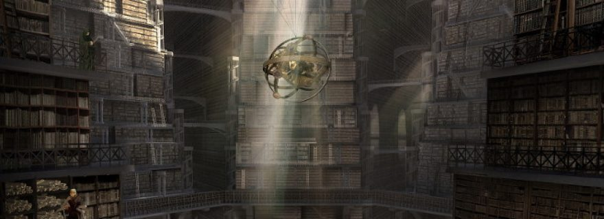 Exploring the Game of Thrones Citadel's library: Knowledge repositories in history and fantasy
