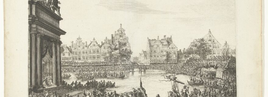 Neptune on the Amstel: Theatre as Public Diplomacy in the Early Modern Netherlands