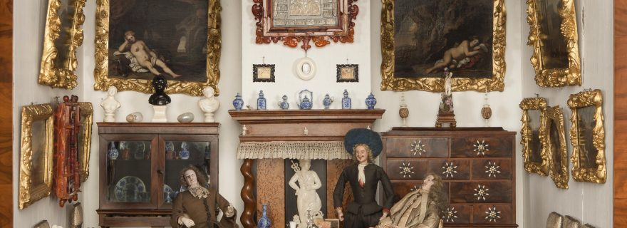 It's a Small World: The Dollhouse in the Seventeenth-Century Netherlands