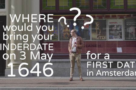LUCAS Explains #1: Where would you bring your Tinder date on 3 May 1646?