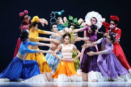 Pies ¿Para qué los necesito, si tengo alas para volar? - Het Nationale Ballet's embodiment of Frida Kahlo's life.