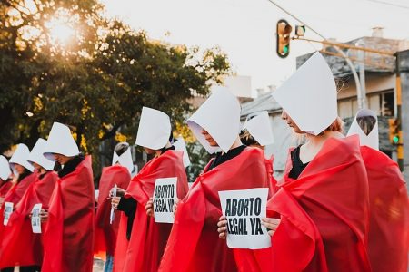 MOM 3: Blessed Be the Fruit: Why The Handmaid's Tale's Sexual Politics Are Not Medieval