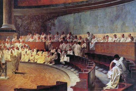 Forgetting Cicero