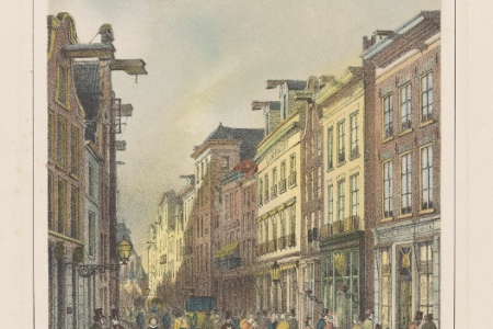 Suppliers of Beauty. The role of the Dutch art dealer in the nineteenth century
