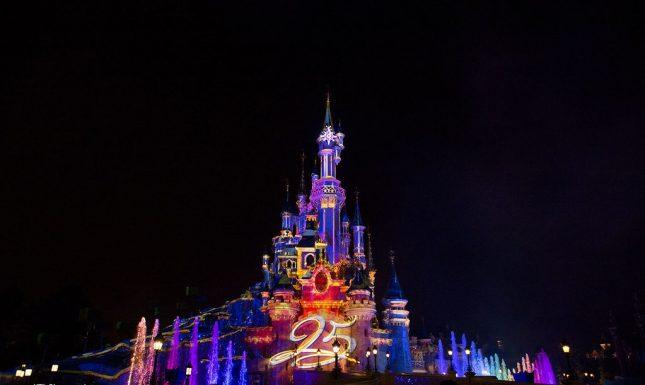 4 Disney 25 jaar