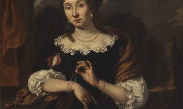 Fig 3 Adriana Spilberg Portrait of a Woman