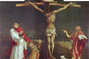 Crucifixion 4 Isenheim Altarpiece