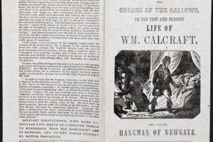 Calcraft William Groans BL opt