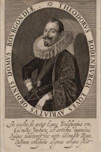 Portret Rodenburgh